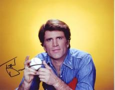 TED DANSON signed *CHEERS* 8X10 photo SAM MALONE #2
