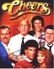 TED DANSON signed *CHEERS* 8X10 photo Sam Malone W/COA #3
