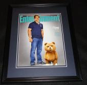 Ted Mark Wahlberg Framed 11x14 ORIGINAL 2012 Entertainment Weekly Cover