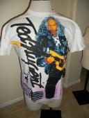 "Ted Nugent 1994 ""virtual Attitude"" Tour T-shirt Xl"