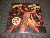 Ted Nugent Intensities In 10 Cities Signed Autographed LP Record PSA Guaranteed