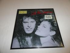 "Ted Nugent Signed Framed ""little Miss Dangerous"" Lp Album"