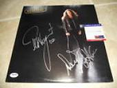 Ted Nugent St Holmes Signed Autographed LP Record PSA Certified