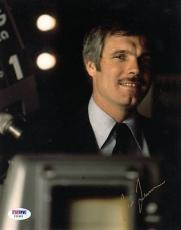 Ted Turner Autographed Photo - 8x10 FOUNDER OF CNN RARE PSA DNA