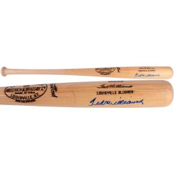 Ted Williams Boston Red Sox Autographed Louisvillie Slugger Bat (Upper Deck)
