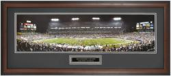 Tennessee Titans Monday Night vs. Jacksonville Framed Panoramic