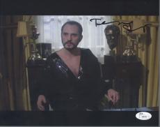 Terence Stamp Signed 'superman Ii' 8x10 Photo 'general Zod' Autograph Jsa Coa