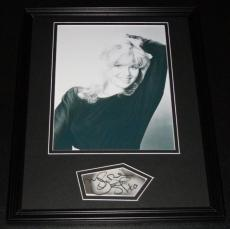 Teri Copley Signed Framed 11x14 Photo Display We Got It Made