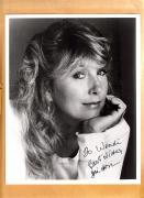 Teri Garr-signed photo-15 a