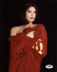Teri Hatcher Superman Signed 8X10 Photo Autographed PSA/DNA #W79672
