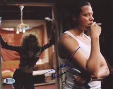 "Terrence Howard Autographed 8""x 10"" Hustle & Flow Smoking Photograph - BAS COA"