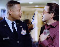 Terrence Howard Signed 8x10 Photo w/coa Red Tails Hustle Flow Iron Man A