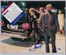 TERRENCE HOWARD SIGNED AUTOGRAPH AUTO Empire Fox 8X10 PSA DNA CERTIFIED