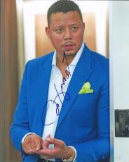 Terrence Howard Signed Autographed 8x10 Photo Empire A