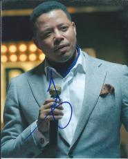 Terrence Howard Signed Autographed 8x10 Photo Empire C