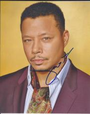 Terrence Howard Signed Autographed 8x10 Photo Empire D