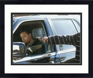 TERRENCE HOWARD signed (CRASH) Movie 8X10 photo *Cameron* W/COA