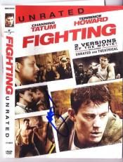 TERRENCE HOWARD signed *FIGHTING* DVD COVER W/COA