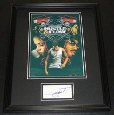 Terrence Howard Signed Framed 11x14 Photo Display Hustle & Flow