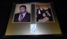 Terrence Howard Signed Framed 16x20 Empire Photo Display Lucious Lyon