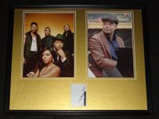 Terrence Howard Signed Framed 16x20 Empire Photo Set Lucious Lyon