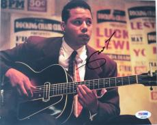 Terrence Howard Signed Ray Authentic Autographed 8x10 Photo (PSA/DNA) #Q62595