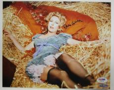 Terri Garr Signed 8x10 photo autographed Young Frankenstein PSA