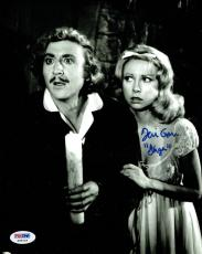Terri Garr Signed Young Frankenstein Autographed 8x10 Photo PSA/DNA #X99154