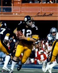 "Terry Bradshaw Pittsburgh Steelers Autographed 16"" x 20"" Super Bowl XIII Photograph"