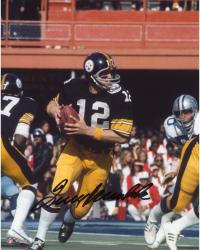 "Terry Bradshaw Pittsburgh Steelers Autographed 8"" x 10"" Super Bowl XIII Photograph"