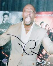 Terry Crews Autographed Signed 8x10 Photo FSG Authenticated