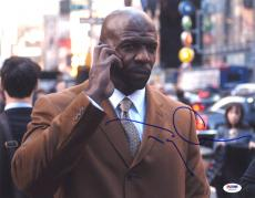 Signed Terry Crews Picture - 11x14 The Expendables 3 Blade PSA DNA