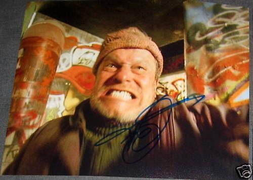 Terry Gilliam Signed Autograph Monty Python 8x10 Photo