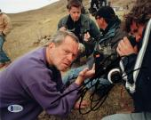 TERRY GILLIAM SIGNED AUTOGRAPHED 8x10 PHOTO MONTY PYTHON RARE BECKETT BAS