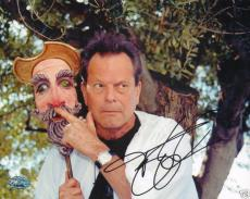 "Terry Gilliam Signed ""Monty Python"" 8x10 Photo PSA/DNA"
