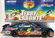 Terry Labonte Unsigned #5 2001 1:24 Scale Die Cast Stock Car