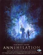 Tessa Thompson & Gina Rodriguez Annihilation Signed 11x14 Photo BAS #E44880