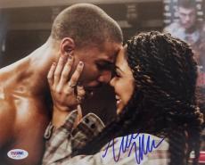 Tessa Thompson Signed Creed 8x10 Photo Authentic Autograph PSA/DNA #AA13725