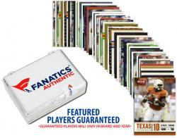 Texas Longhorns Team Trading Card Block/50 Card Lot