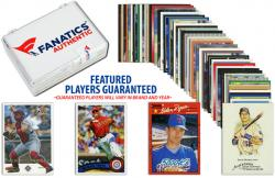 Texas Rangers Team Trading Card Block/50 Card Lot - Mounted Memories
