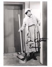 "THE ANDY GRIFFITH SHOW"" With DON KNOTTS as BARNEY FIFE in ""THE BANK JOB"" Signed 8x10 B/W Photo"