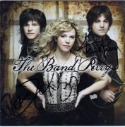 The Band Perry Signed CD w/COA If I Die Group Signed Country All 3