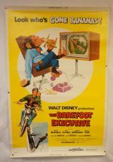 The Barefoot Excutive Original Movie Poster 1971 Kurt Russell