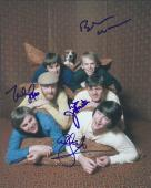 The Beach Boys Signed Autographed 8x10 Photo (4) Brian Wilson Jardine Love Bruce
