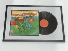 The Beach Boys Signed Framed Endless Summer Album Brian Wilson Love Jardine Jsa