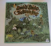 the Beach Boys signed album smiley smile brian wilson mike love al jardine psa
