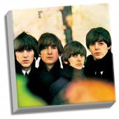 The Beatles for Sale 20x20 stretched canvas Paul McCartney John Lennon Ringo