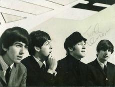 The Beatles John Lennon Signed Autograph c. 1964 5x7 Photograph PSA/DNA