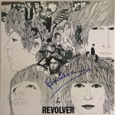 The Beatles Paul McCartney Signed Autographed Revolver Album Beckett BAS
