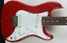 The Beatles Paul McCartney Signed Autographed Strat Bullet Guitar PSA/DNA